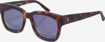 LDNR Sonnenbrille WILTON in braun, Produktansicht