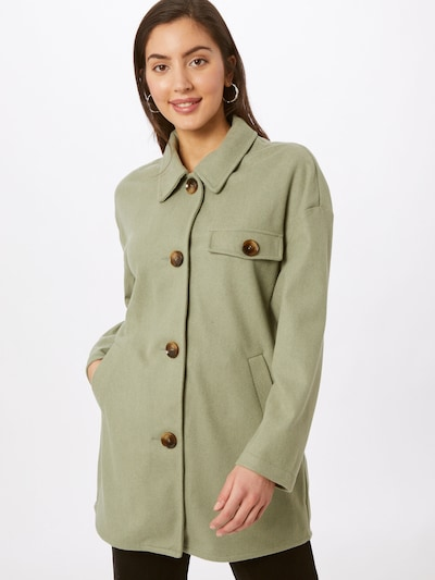 ONLY Between-season jacket 'KATRINE' in Olive, View model