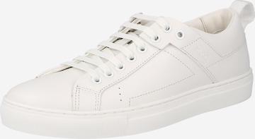 HUGO Sneaker low 'Mayfair' i hvit