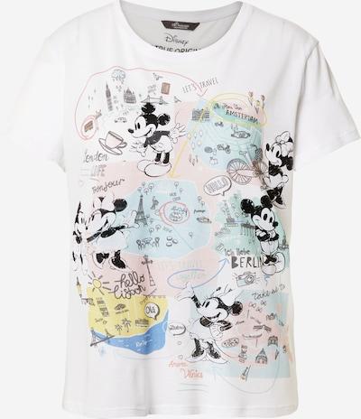 PRINCESS GOES HOLLYWOOD Shirt 'Mickey' in weiß, Produktansicht