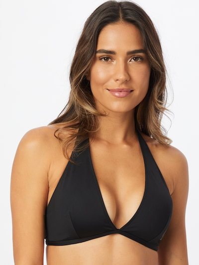 sárga / fekete Calvin Klein Swimwear Bikini felső, Modell nézet