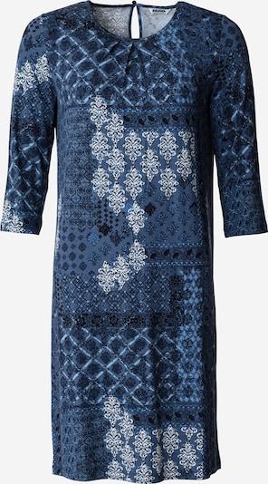 Indiska Туника 'TILDA' в нейви синьо / опушено синьо / гълъбово синьо / бяло, Преглед на продукта