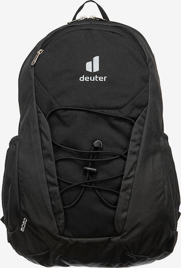 DEUTER Rucksack 'Gogo' in schwarz, Produktansicht