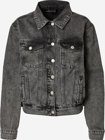 Trendyol Between-Season Jacket in Grey