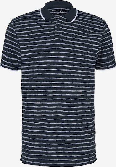 Tricou TOM TAILOR DENIM pe navy / alb, Vizualizare produs