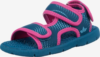 LICO Beach & Pool Shoes 'ARCHIE' in Pastel blue / Pink, Item view