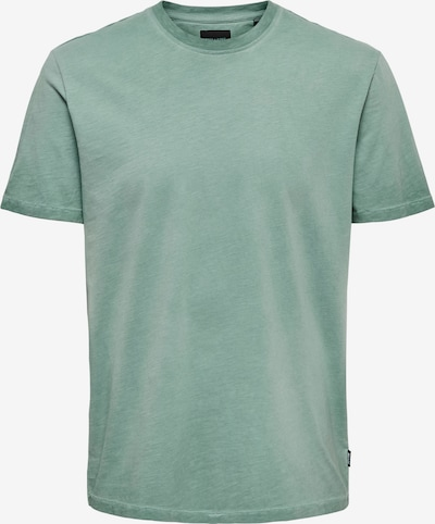 Only & Sons T-Shirt en bleu pastel, Vue avec produit