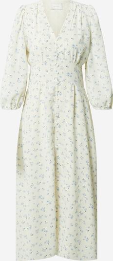 Neo Noir Kleid 'Olana' in hellblau / schwarz / weiß, Produktansicht