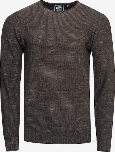 Rusty Neal Pullover in khaki / mischfarben, Produktansicht