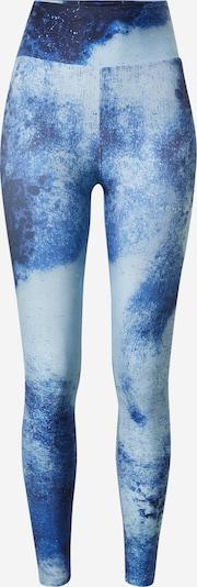 Röhnisch Sportbroek 'KEIRA' in de kleur Blauw / Wit, Productweergave