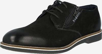 bugatti Обувки с връзки 'Melchiore' в черно, Преглед на продукта