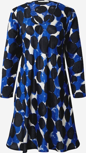 Masai Tunic 'Vega' in blue / dark blue / white, Item view