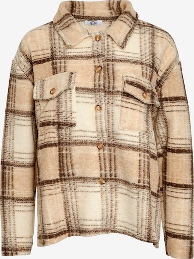 Tiffany Jacke in beige / braun, Produktansicht