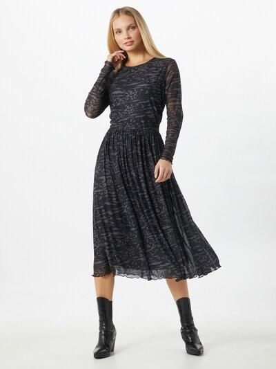 Soyaconcept Kleid 'Alda 8' in grau / schwarz, Modelansicht