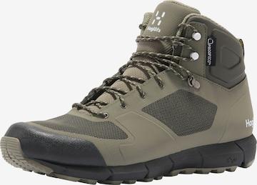 Boots 'L.I.M Mid Proof Eco' Haglöfs en vert