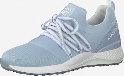 Sneaker bassa MARCO TOZZI di colore blu chiaro, Visualizzazione prodotti