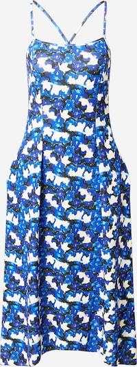 Trendyol Haljina u plava / noćno plava / svijetloroza / bijela, Pregled proizvoda