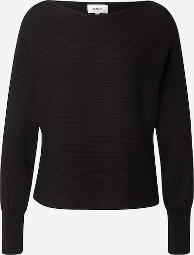 ONLY Pullover 'ADALINE' in schwarz, Produktansicht