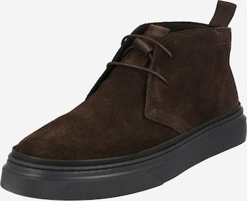 The Original 1936 Copenhagen Chukka Boots 'The Van' i brun