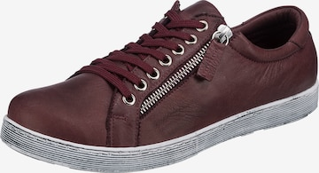 ANDREA CONTI Sneakers in Red