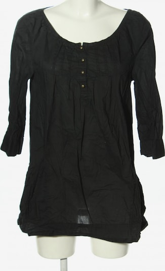 UNBEKANNT Tunikabluse in M in schwarz, Produktansicht