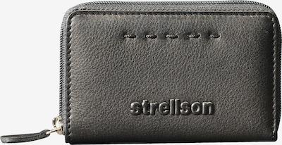 STRELLSON Kartenetui in schwarz, Produktansicht