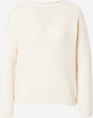 MORE & MORE Sweater 'Fluffy' in Pink
