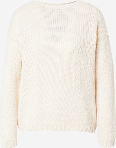 MORE & MORE Pullover 'Fluffy' in puder, Produktansicht