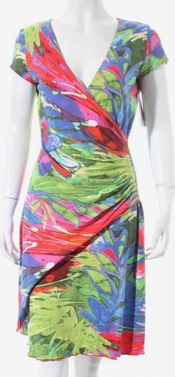 Barbara Schwarzer Kleid in S in blau / grün / rot, Produktansicht