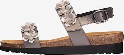 SCHOLL Sandalen 'LETIZIA' in grau, Produktansicht