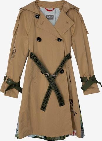 Gulliver Coat in Beige
