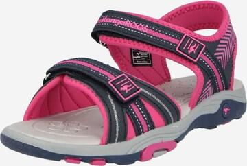 KangaROOS Sandalen in Pink