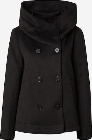 s.Oliver Ανοιξιάτικο και φθινοπωρινό παλτό σε μαύρο
