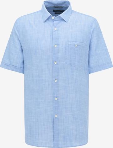 Chemise PIERRE CARDIN en bleu