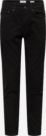 Jeans 'Detroit' Redefined Rebel pe negru denim, Vizualizare produs