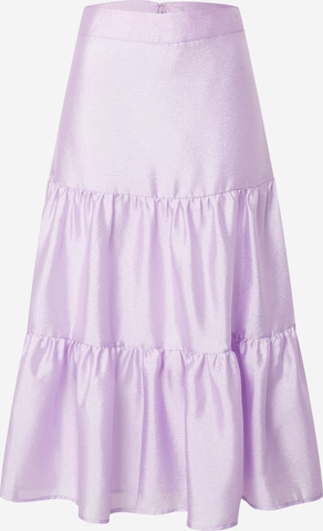 Gina Tricot Skirt 'Lolita' in Purple