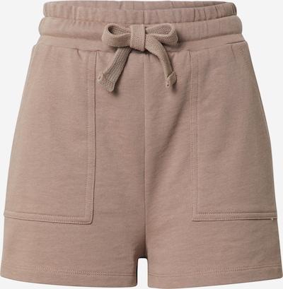 Pantaloni 'Liv' A LOT LESS pe bej, Vizualizare produs