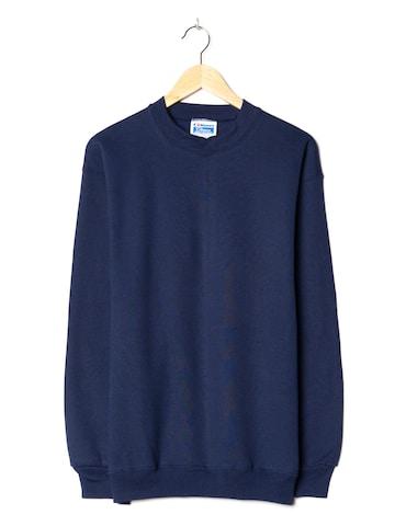 Hanes Pullover in M-L in Blau