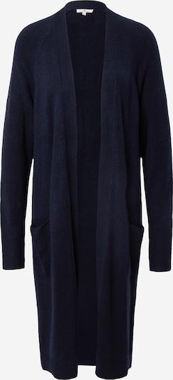 TOM TAILOR Gebreid vest in de kleur Nachtblauw, Productweergave