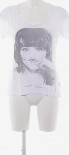 ELEVEN PARIS T-Shirt in S in anthrazit / weiß, Produktansicht