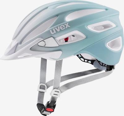 UVEX Helm 'true cc' in hellblau / weiß, Produktansicht