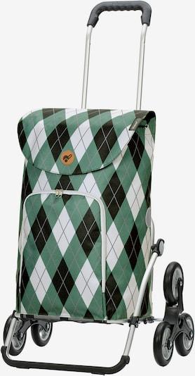 Andersen Shopper Valisette en vert, Vue avec produit