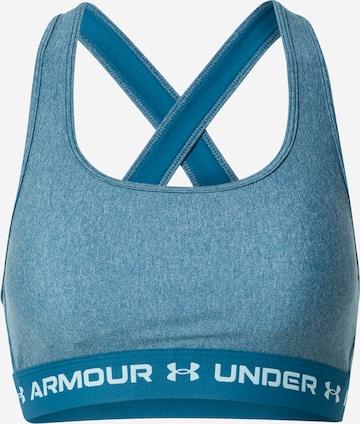 UNDER ARMOUR Sports bra in Blue