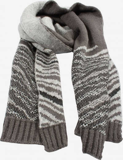 George Scarf & Wrap in One size in Brown / Light grey / Black, Item view