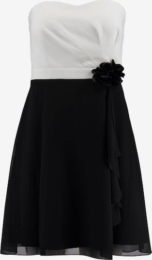 Vera Mont Kleid in schwarz / weiß, Produktansicht