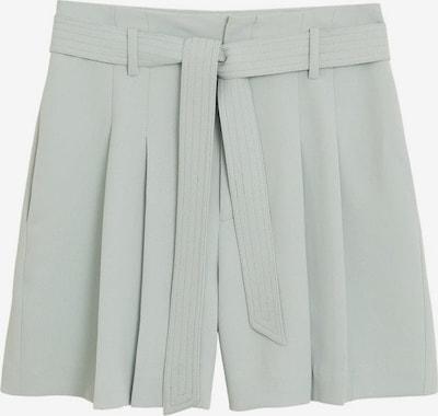 MANGO Shorts in mint, Produktansicht