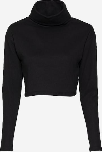 GLAMOROUS Tričko - čierna, Produkt