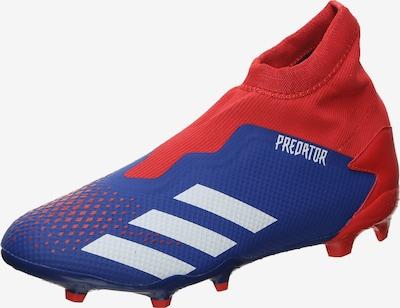 ADIDAS PERFORMANCE Chaussure de foot 'Predator 20.3 FG' en bleu / rouge clair, Vue avec produit