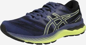 ASICS Παπούτσι για τρέξιμο 'Gel-Nimbus 23' σε μπλε