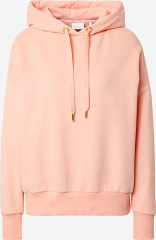Rich & Royal Sweatshirt 'Felpa' in Pink